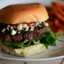 Blue Cheese & Balsamic Burger