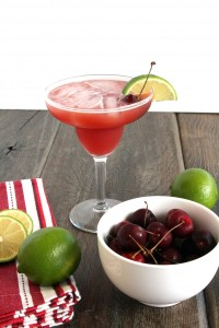 Cherry-Lime-Margarita