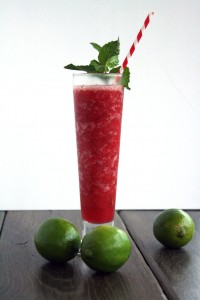 Frozen-Strawberry-Mojito