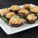 cheesy-garlic-and-onion-stuffed-mushrooms