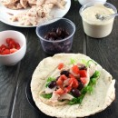 middle-eastern-chicken-wraps