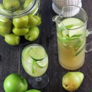 sour-apple-and-pear-sparkling-sangria