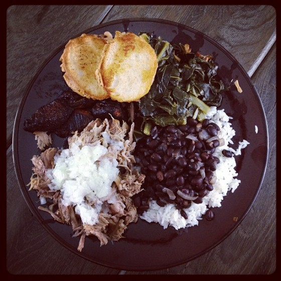 My Life as a Mrs. » Crockpot Lechon (Pulled Pork) with Cuban ...