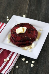 red-velvet-pancakes-with-white-chocolate-chips