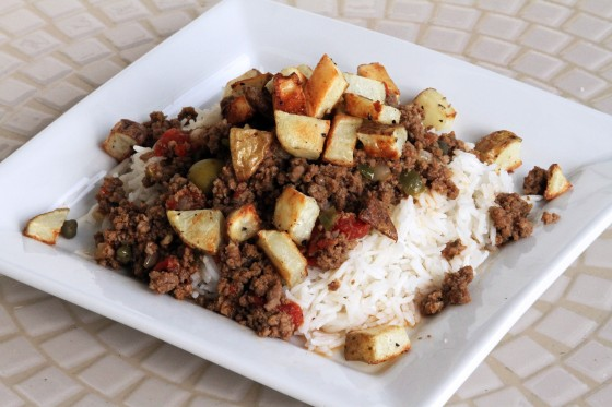 My Life as a Mrs. » Authentic Cuban Picadillo