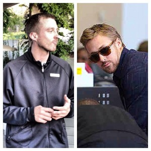 Ryan Gosling look-alike