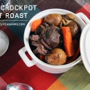 Easy Crockpot Pot Roast {My Life as a Mrs}