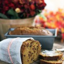 Chocolate Chip Pumpkin Bread {My Life as a Mrs}