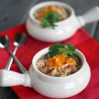 Easy White Chicken Chili   My Life as a Mrs