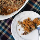 Mom's Easy Sweet Potato Casserole | My Life as a Mrs