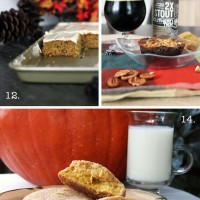 Thanksgiving Recipe Round Up   My Life as a Mrs