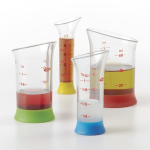 Oxo beakers