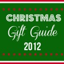 Christmas Gift Guide 2012 | My Life as a Mrs