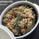 Mushroom Risotto | My Life as a Mrs