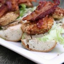 Turkey BLT's with Fried Green Tomatoes by www.mylifeasamrs.com