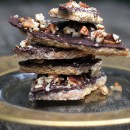 Easy 6 Ingredient Graham Cracker Toffee by My Life as a Mrs