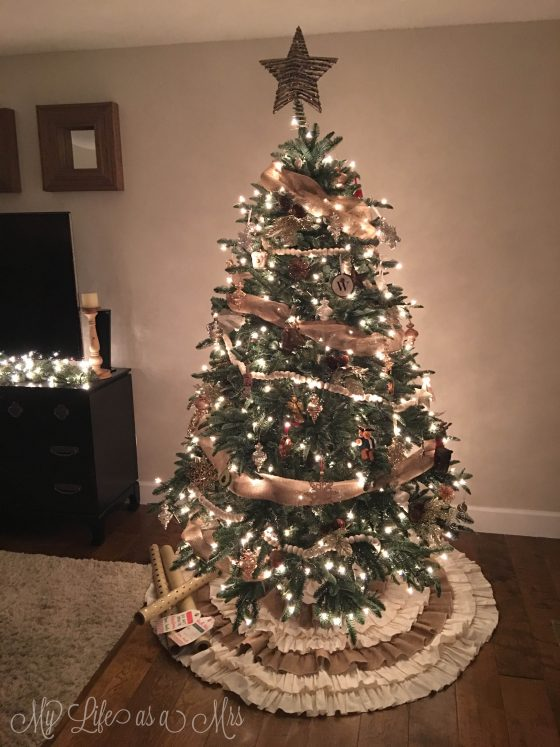 Balsam Hill Christmas Tree Co Reviews.My Life As A Mrs Our Rustic Glam Christmas Tree Balsam